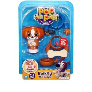 Pop on Pals-Barkley the Beagle NIB